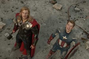 Avengers, now on DVD, sited as one of hero movies done right.