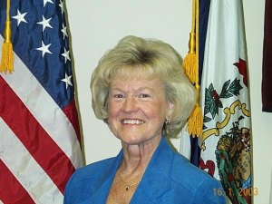 Commissioner Nancy Cartmill