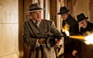 Gangster Squad will have an automatic weapon scene scrapped for the January 2013 release