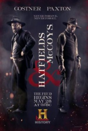 HISTORY CHANNEL: 'Hatfields & McCoys' Six-Hour Mini-Series Airs Beginning Monday, May 28