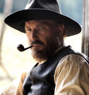 "Kevin Costner competes tonight at the SAG awards for Best Actor in ""Hatfields & McCoys"" along with Bill Paxton."