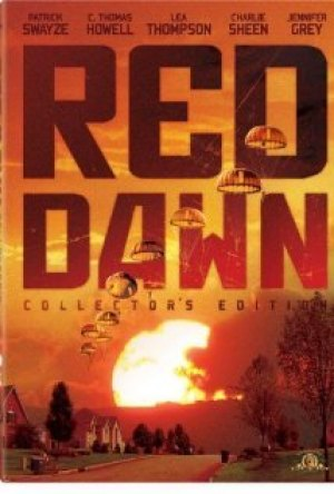 "Original 1984 Poster for ""Red Dawn"""