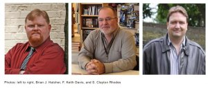 BOOK NOTES: Three Mountain State Authors to Appear at The Gallery in Vienna on July 27