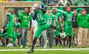 Cato Breaks Record, No. 25 @HerdFB Cruises Past FIU 45-13