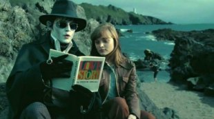 Depp reads Love Story