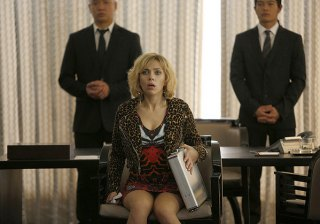 "REVIEW: ""Lucy's"" Evolutionary Brain Cells Imaginative, Confusing Ride"