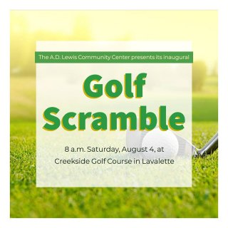 Golf Scramble Will Benefit A.D. Lewis