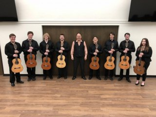 Marshall University Guitar ensemble to perform in Brazil