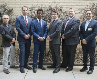 Surgical chief residents at Marshall School of Medicine match to fellowships
