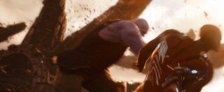 """Marvel Sneaks in New """"Avengers"""" Trailer During """"JLA"""" Run"""