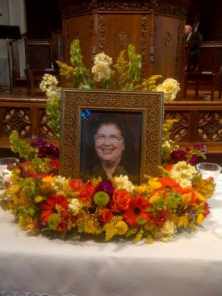 Community Comes Together to Celebrate the Life of a Saintly Woman