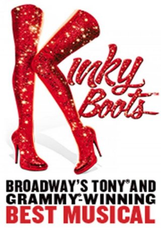 """Kinky Boots"" huge hearted, hit at Keith Albee Oct. 26"