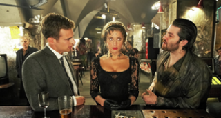 "LAST DAY THURSDAY: Absurd Hollywood Timing: Trashy, Dark, Messy Once Futuristic  ""London Fields""  (which cut?) opens, bombs  6 weeks before Amber Heard's ""Aquaman"""