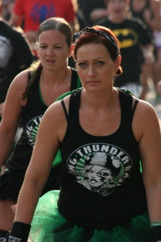 Huntington's Rolling Thunder Dames Prepares for 2015