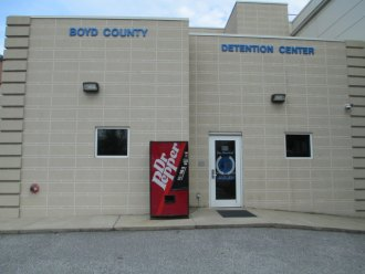 Maximum Security Inmates at  Boyd Detention Center Started Fires, Riot