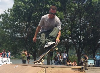 Funding for Phase Two of Skatepark Moves Forward