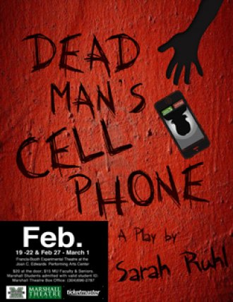 """Dead Man's Cell Phone"" Starting Two Weekend Run at Marshall"