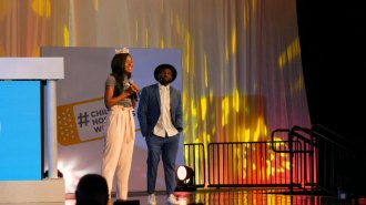 Miss America Hosts Children's Miracle Network Events