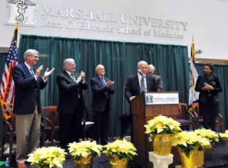McKnow Institute Dedication