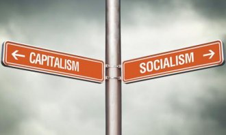 Mark Caserta: 2020 Presidential election referendum: Capitalism vs. Socialism