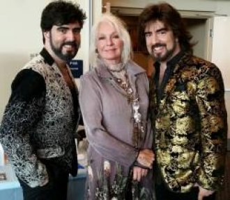 Chrisagis Brothers & Jennifer O'Neill Goes Beyond 'All That Glitters'
