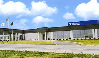 Governor Tomblin Announces Diamond Electric Headquarters Moving to West Virginia