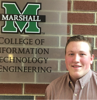 Marshall student receives Lockheed Martin STEM Scholarship