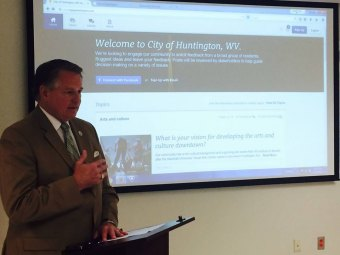 Huntington Unveils Interactive Planning Site