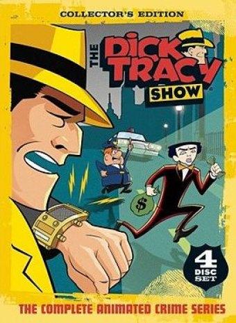 Scene Dick Tracy Cartoon