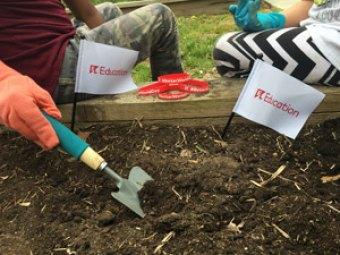 Explorer Academy invites community to help students beautify Huntington May 3
