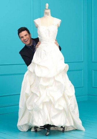 Get Bridal Style Advice from Celebrity Television host Sam Saboura
