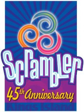 Kings Island Scrambler Celebrates 45th Anniversary
