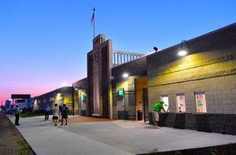 The Veterans Memorial Soccer Complex is the new home of Thundering Herd men's and women's soccer