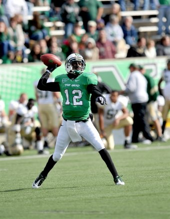 Herd Defeats Maryland in 2013 Military Bowl
