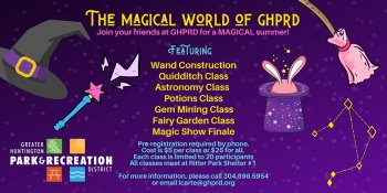 The Magic World of GHPRD