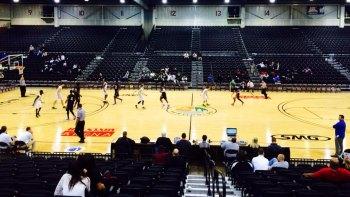 Buckeye Elite National Basketball Showcase  To Take Place in Huntington This Weekend