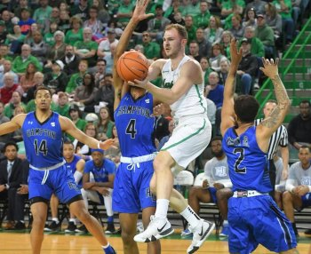 MCGILL: Father-son record highlights Marshall's march to CIT title game