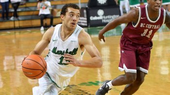Herd Men's Basketball Soars Past N.C. Central
