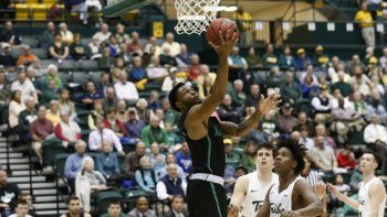 Tribe Outguns Herd Men's Basketball