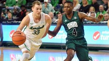 MU Men's Basketball Team  Prevails in OT