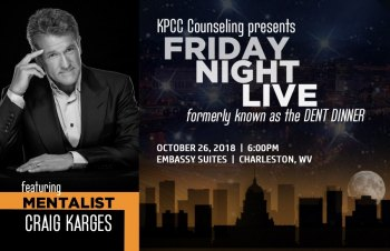 Friday Night Live Features Craig Karges