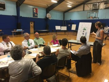 Workshop Kicks off Fairfield Initiative