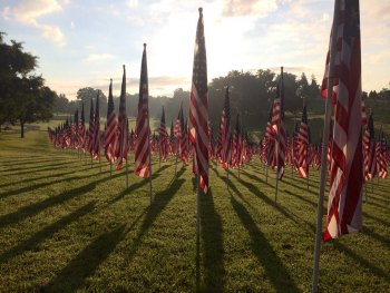 Healing Field Events Begin at Park