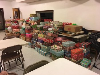 Food Pantry Sponsoring Guyandotte Christmas Parade Saturday
