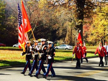 Veterans Day Parade Scheduled