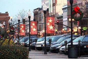 Free Parking Days Announced for Downtown Huntington