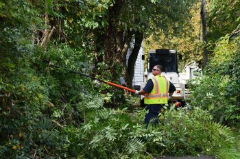 Huntington Spring Clean Up will Continue