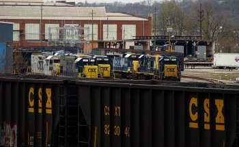COLUMN: Closing CSX Administrative Offices Huge Emotional Impact to Huntington