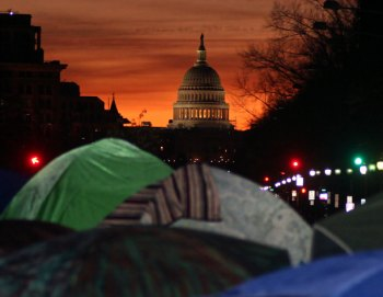 COMMENTARY: Occupation Evicted? Occupy the Place Responsible: DC
