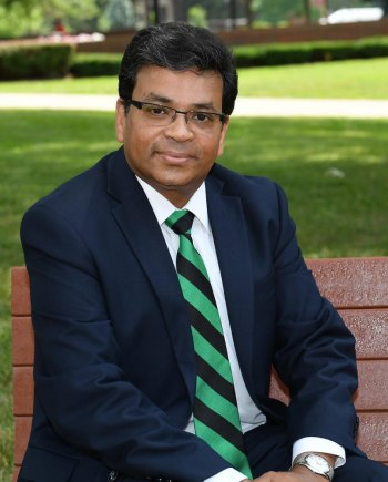 Marshall business dean selected as president of national management society
